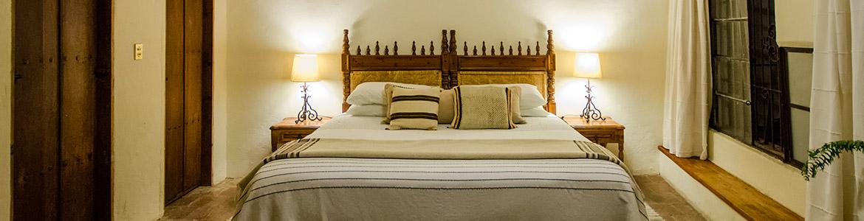 Conozca las habitaciones del hotel los arcos de taxco